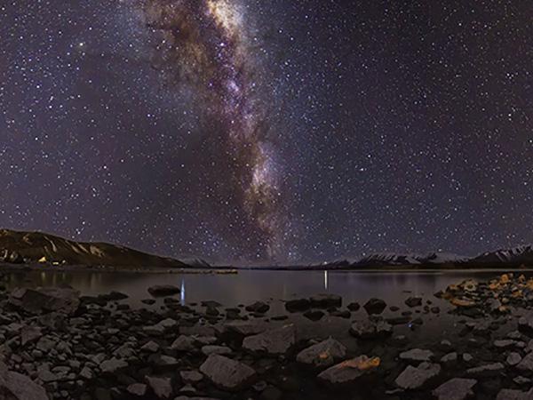 NZの夜空